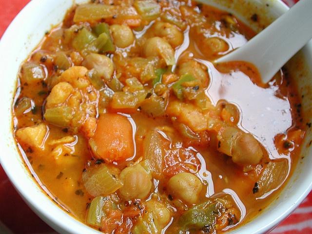 """Gypsy soup - a perfect autumn soup. Search """"mollie katzen gypsy soup ..."""
