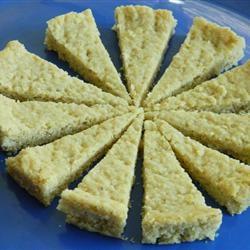 Oatmeal Shortbread Cookies | Recipe