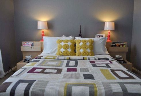 accent colors for gray bedrooms color me crazy pinterest