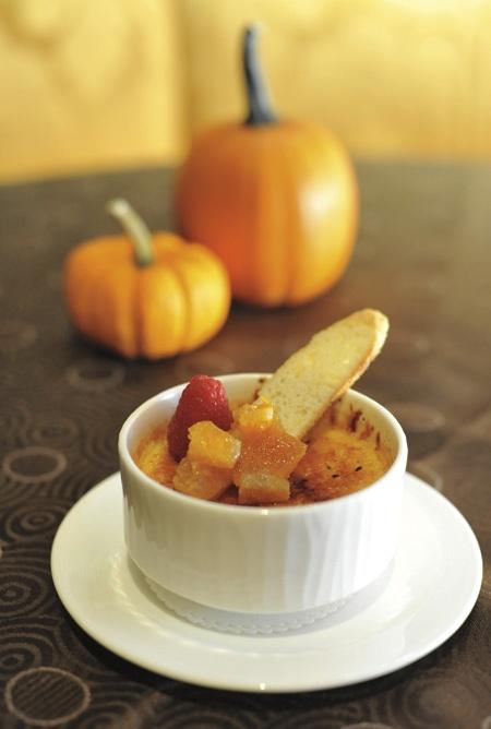 Pumpkin Creme Brulee | Smashing Pumpkins, Darling! | Pinterest