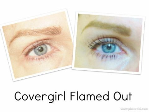 Covergirl Mascara on Covergirl Flamed Out Mascara   Make Up  Nails  Hair And More
