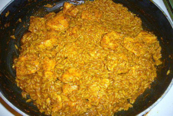 Super Simple, Super Quick Chicken Curry and Rice | Recipe