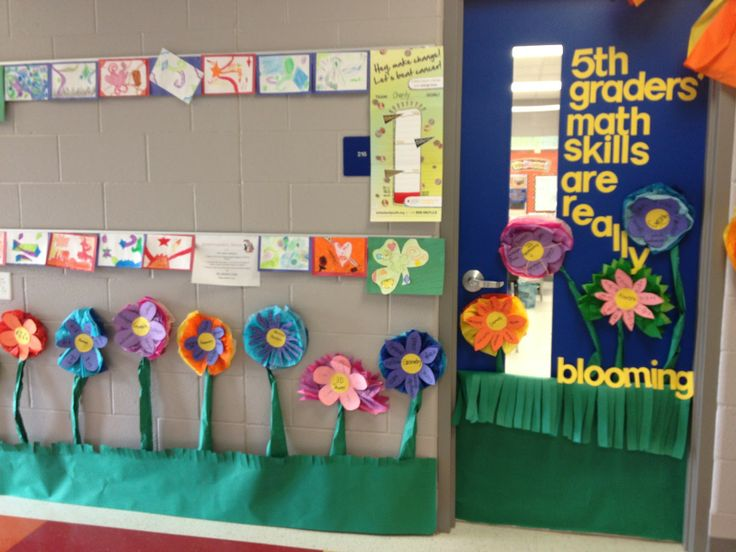 Classroom Decoration Ideas For Grade 2 : Classroom door decorating ideas kindergarten decorations