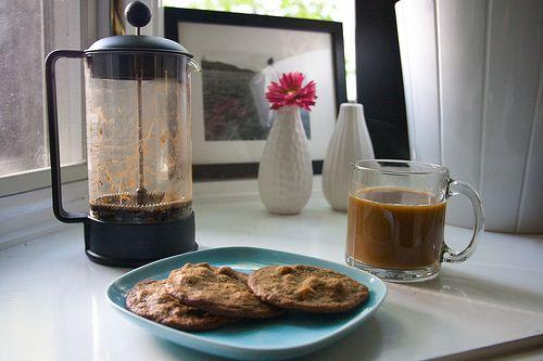 hazelnut espresso cookies - shutterbean | eat - dessert | Pinterest
