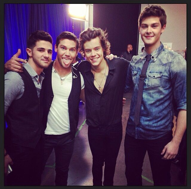 Harry and Restless Road.. I love them <3