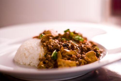 Mapo Tofu (Marpo Doufu) | food And drink | Pinterest