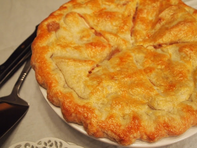 Grandma Ople's Apple Pie | Applepie | Pinterest