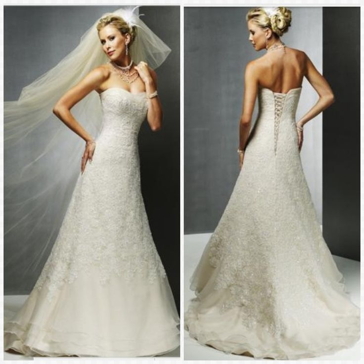 Lace Wedding Dresses For Under 500 121