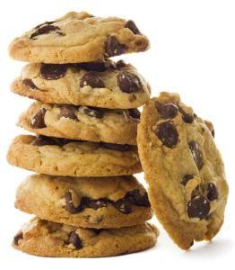 Chocolate Chip Cookies - wheat free, gluten free, dairy free, casein ...