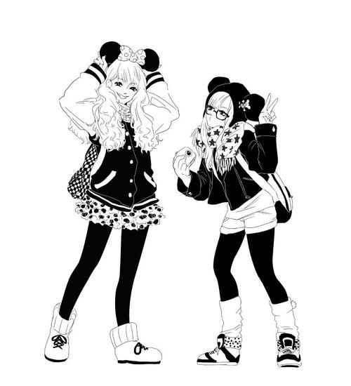 mickey mouse gangster style | Art♡ | Pinterest