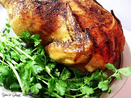 Southwestern Roasted Chicken | Mmmmmm | Pinterest