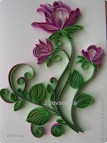 Quilling | § Paper Quilling § | Pinterest
