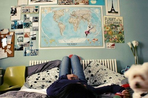 Travel Themed Room Travel Themed Decoration Inspiration