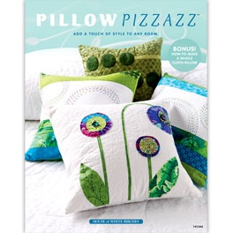 Pillow Pizzazz from Annie's