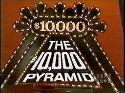 $10,000 cash  10,000 Pyramid...back in ...