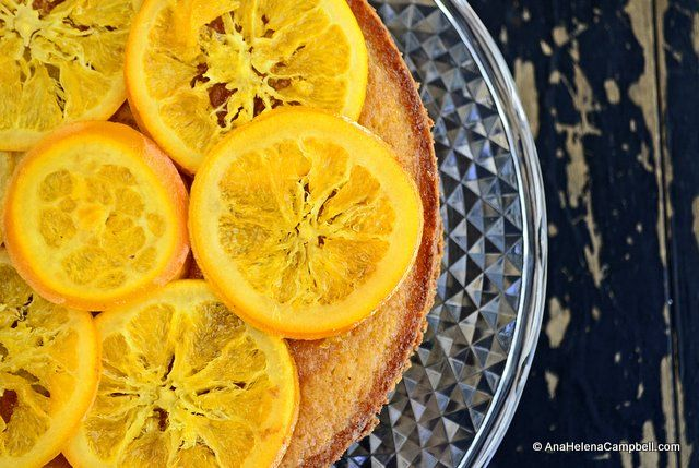 Olive Oil Cake | Recipes to try | Pinterest