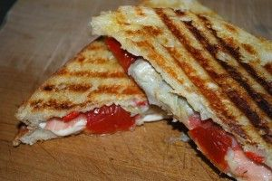 Antipasti Grilled Cheese Recipes — Dishmaps
