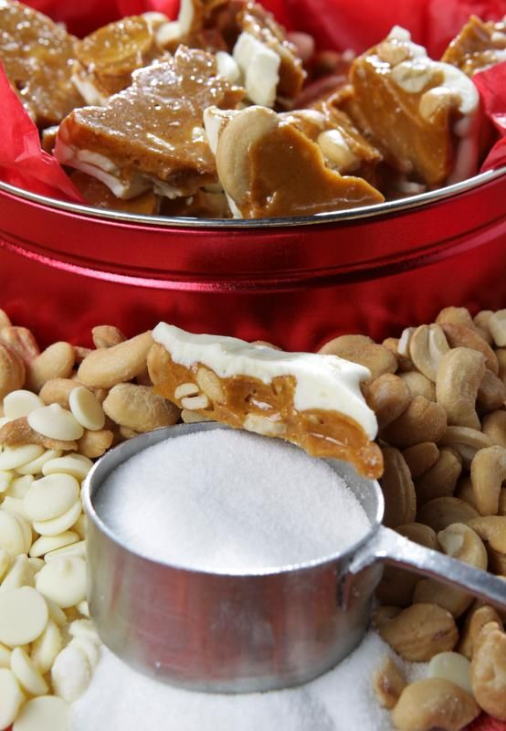 Rivue's cashew brittle | Recipes to Try - Other Desserts | Pinterest