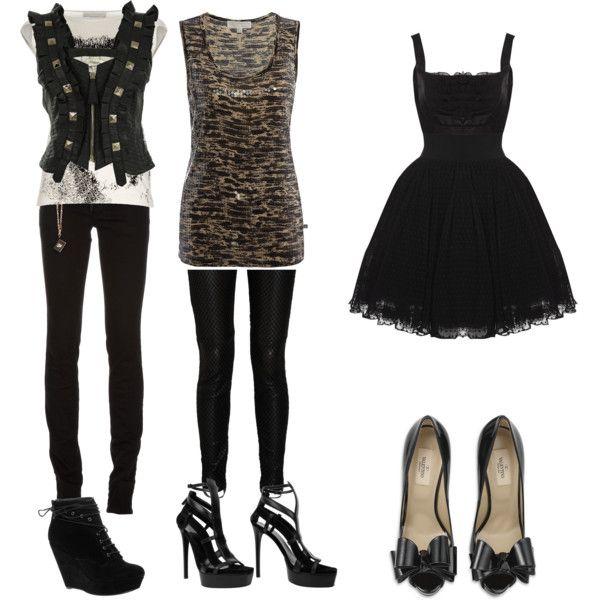 My Rock Chic Outfits Stylish Pinterest