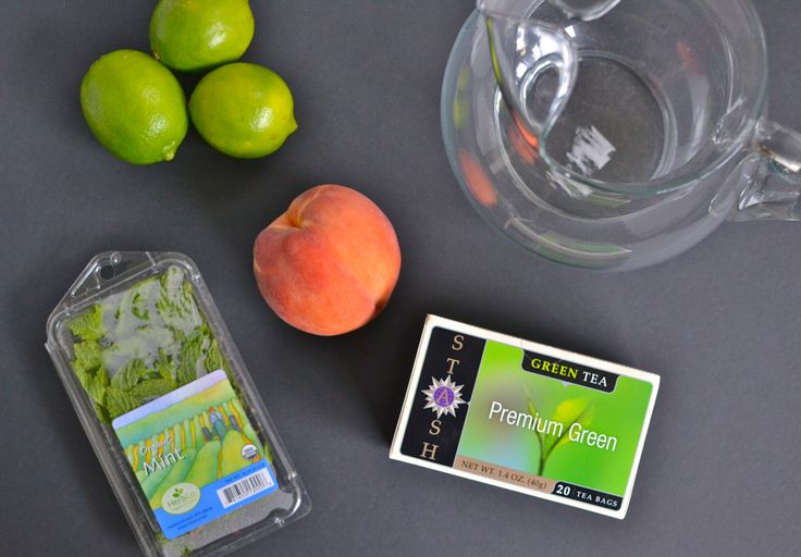 paleo mojito iced green tea | Food! | Pinterest
