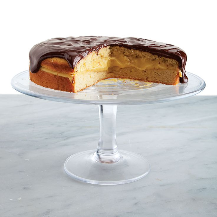 Boston Cream Pie | SAVEUR