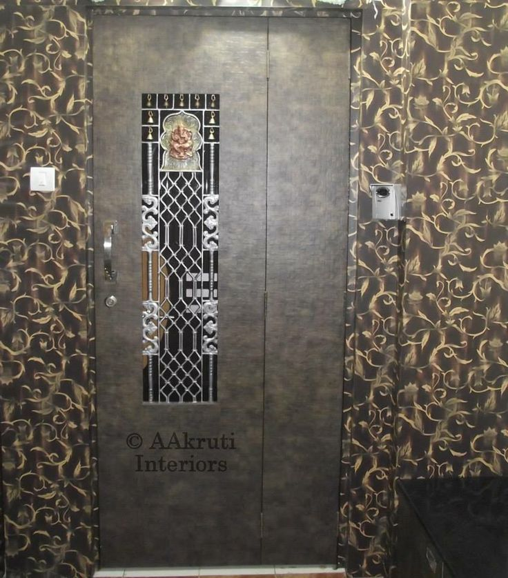 Safety Door At Thane Aakruti S Interior Designing