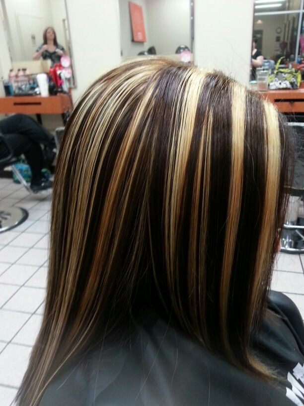 Partial Highlights : Partial Highlight Sometimes Your Look Is Best Defined By Using Picture ...