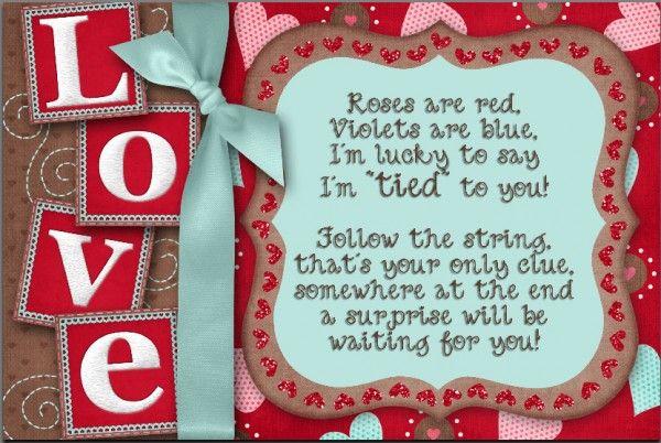 funny valentine poems for husband
