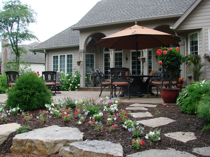 Path around the corner of the house landscaping pinterest for Landscaping around house