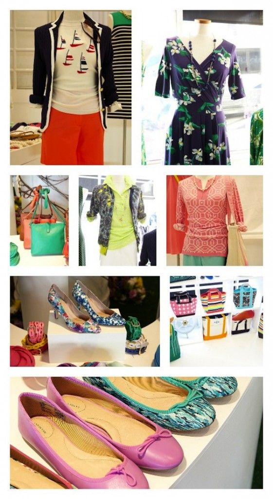 Its always good to plan ahead =) Lands' End Fashion: Spring 2014 Collection Press Preview