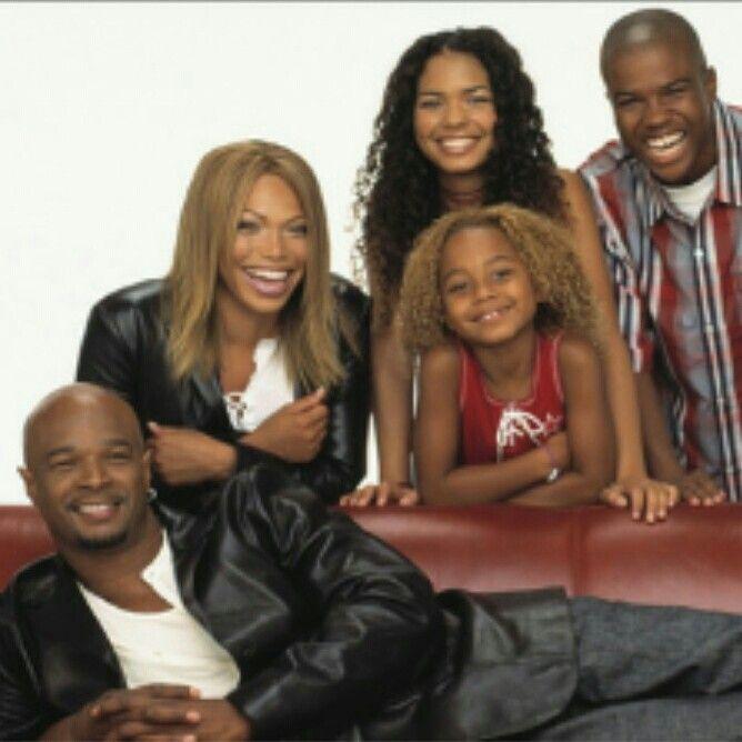 wayans family