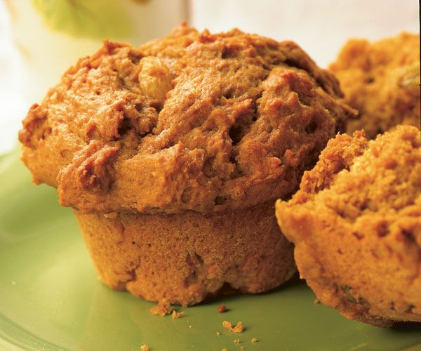 Pumpkin-Spice Muffins Recipe - I halved it, and it still made over 12 ...
