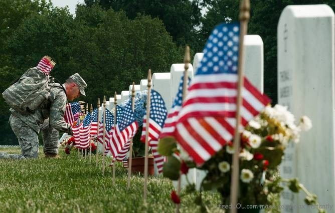memorial day origins snopes