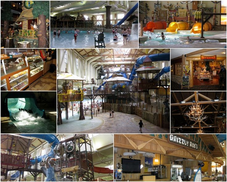 · reviews of Great Wolf Lodge