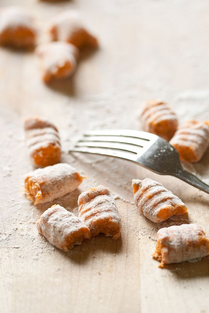 Sweet Potato Gnocchi With Brown Butter And Sage Recipes — Dishmaps