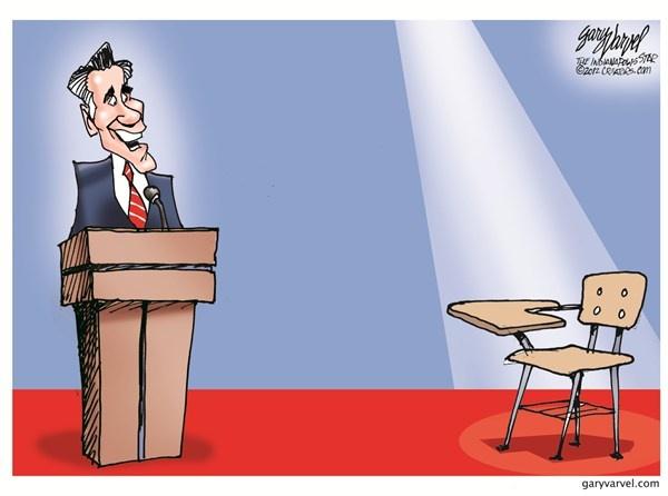Empty Chair | Cartoons | Pinterest