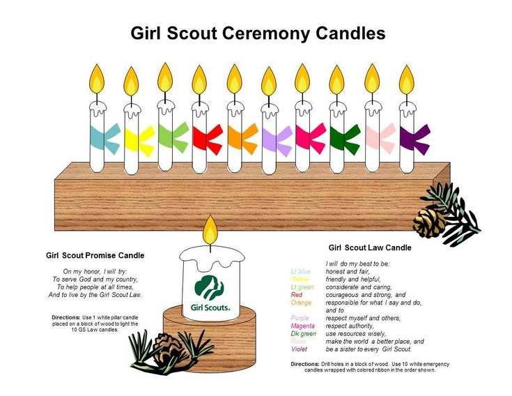 girl scout investiture Ceremonies planning a  girl scout pin ceremony pages 17-18  o to welcome new members to girl scouting in an investiture ceremony.