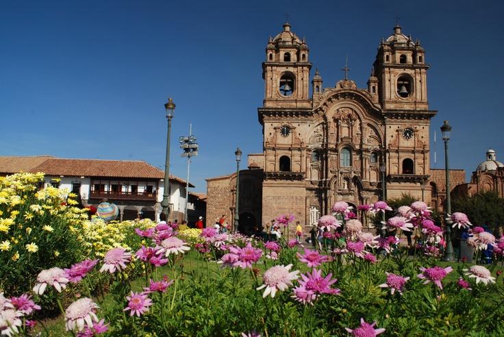 Plaza de Armas avec Voyage Privé