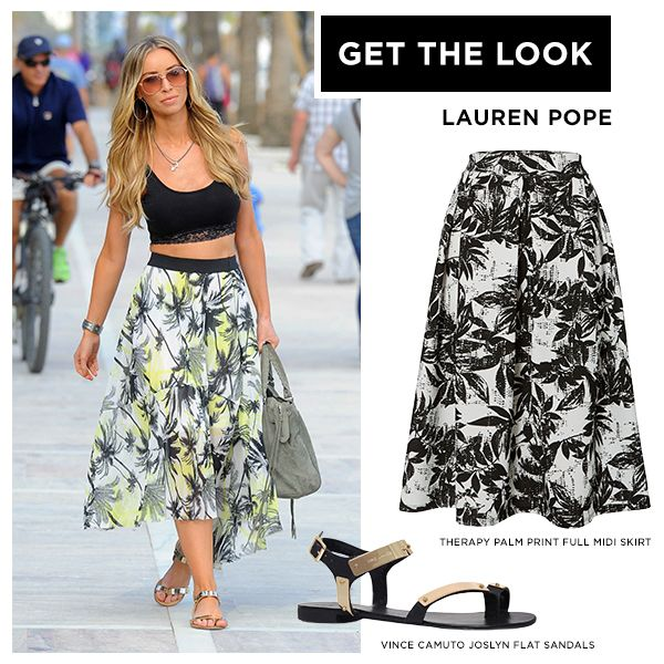 Who doesn't love Lauren's style? Shop this must-have look: http://hofra.sr/yZKBQ