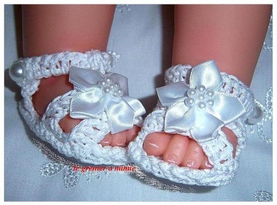 sandale bébé 1