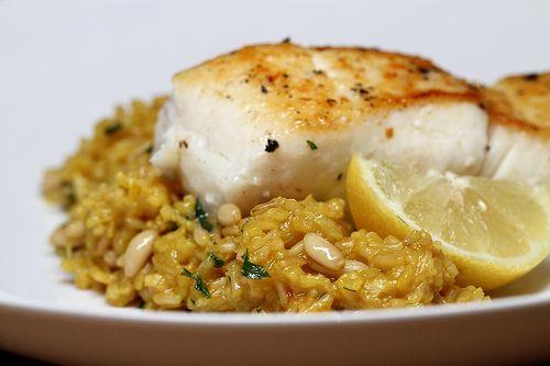 Saffron Rice Pilaf | mmmm:) | Pinterest