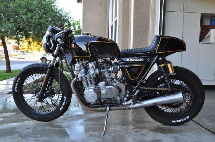 1978+Kz650+B Kawasaki kz650 | ~Cafe Racers ,Scramblers & Street ...