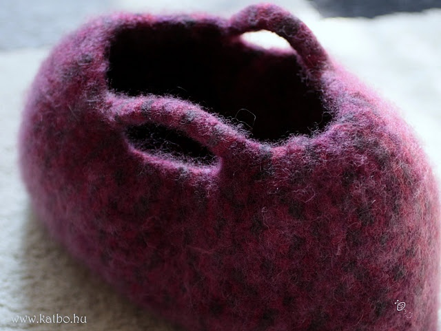 Felted Crochet : Felted crochet bag Crochet Pinterest