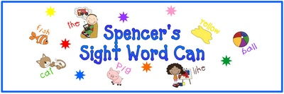 Kelly and Kim's Kindergarten Kreations: Let's Talk About Sight Words