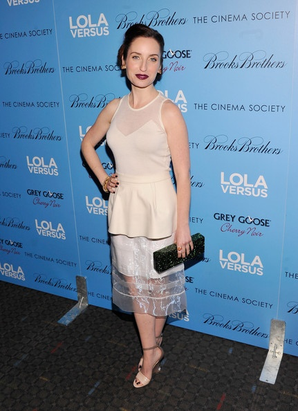 Zoe Lister Jones Photo - The Cinema Society  amp  Brooks Brothers With    Zoe Lister Jones Feet