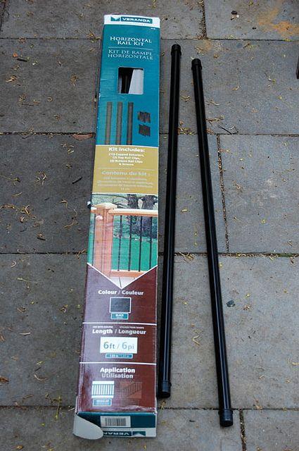 Best Deck Railing Kit From Home Depot Diy Pinterest 400 x 300
