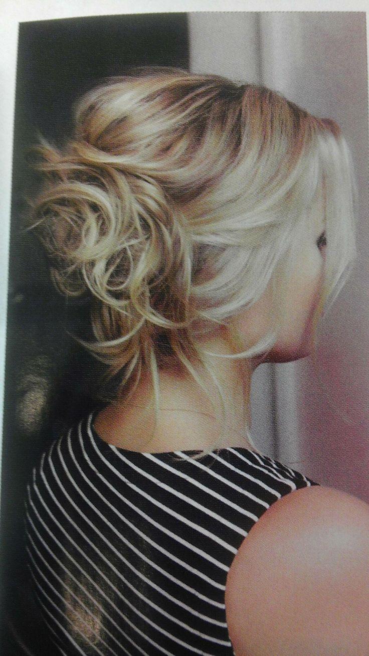 Great hair! #blonde#