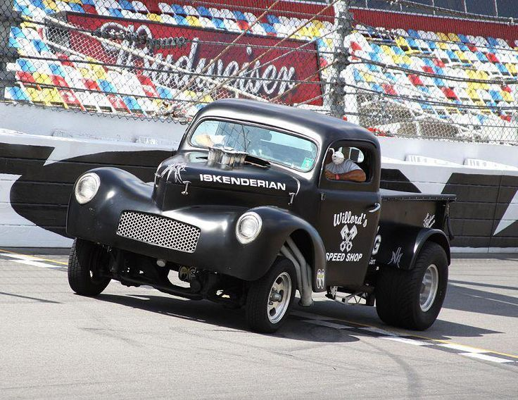 sweet old willys pickup old gassers pinterest