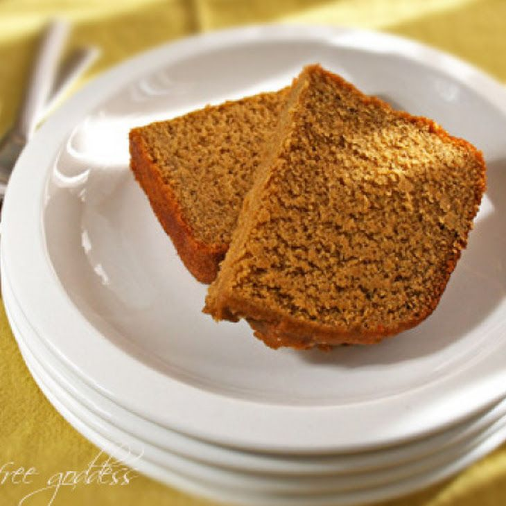 Gluten-Free Pumpkin Pie Bread Recipe // sub egg for olive oil