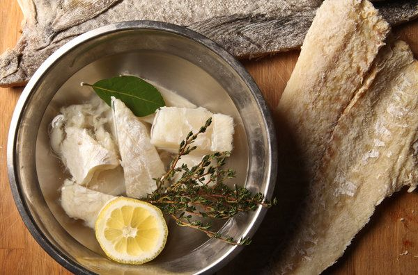 NYT - French Salt Cod and Potato Brandade.This recipe, common in ...